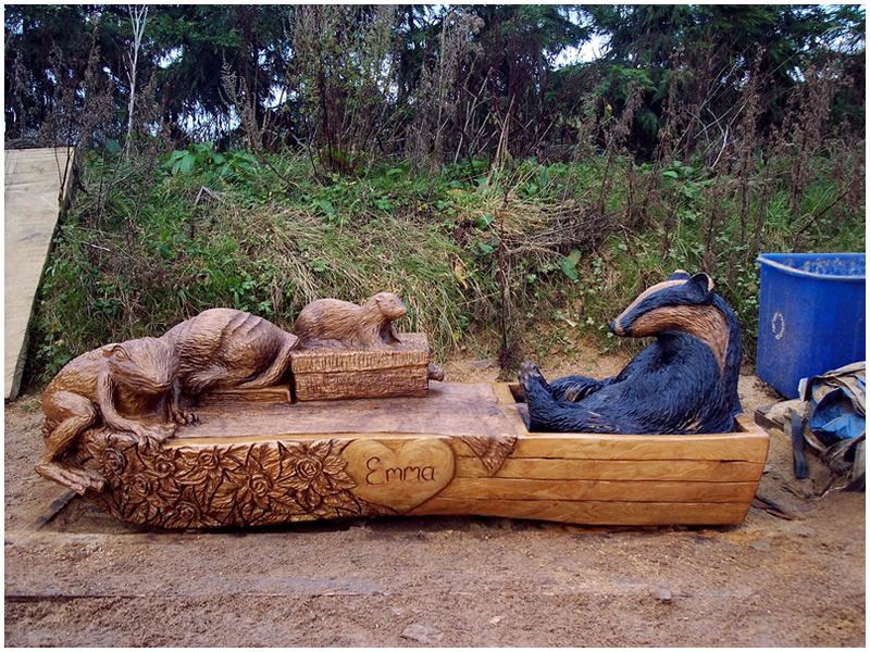 picture of carving